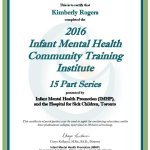 InfantMentalHealthCertificate